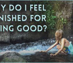 Punished Doing Good