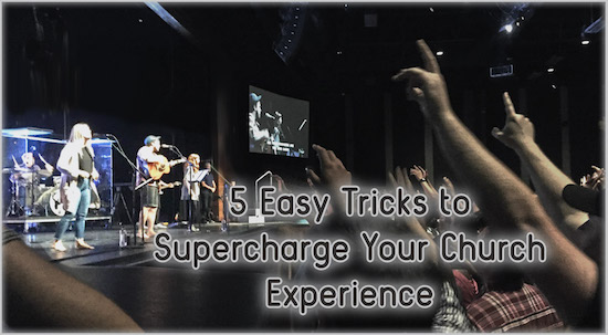 Supercharge Church Experience