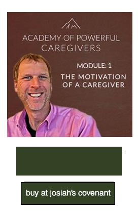 Academy of a Caregiver ecourse