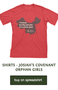 Josiah's Covenant - Orphan Girls