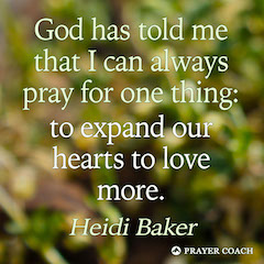 Always Pray - Heidi Baker