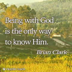 Being With - Brian Clark