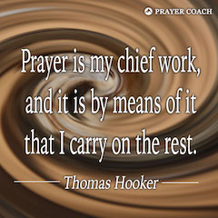 Carry Rest - Thomas Hooker