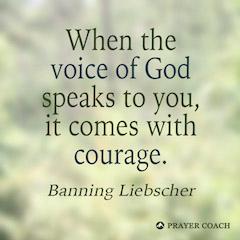 Courage - Banning Liebscher