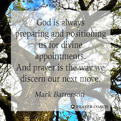 Divine Appointments - Mark Batterson