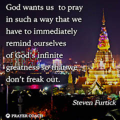 Dont Freak Out - Steven Furtick