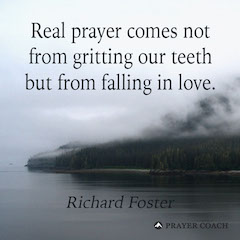 Falling in Love - Richard Foster