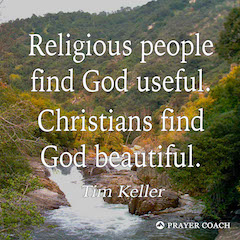 God Beautiful - Tim Keller