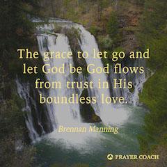 God be God - Brennan Manning