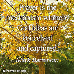 Gods Ideas - Mark Batterson