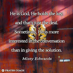 Holds the Key - Misty Edwards
