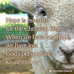 Hope Essential - Kevin Shorter