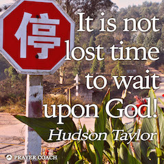 Lost Time - Hudson Taylor