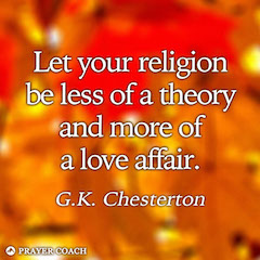 Love Affair - G.K. Chesterton