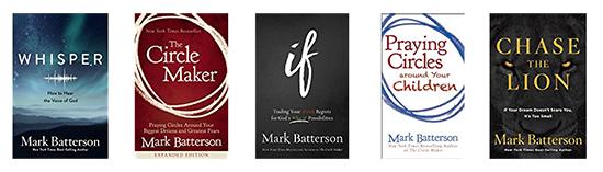 Mark Batterson Books