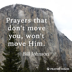Move Him - Bill Johnson