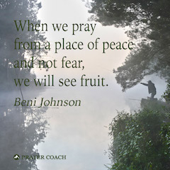Place of Peace - Beni Johnson