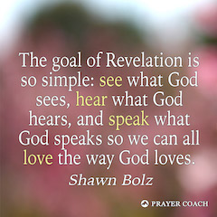 Goal of Revelation - Shawn Bolz