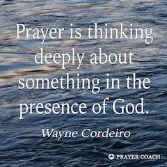 Thinking Presence - Wayne Cordeiro