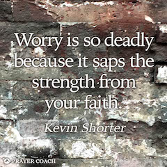 Worry Deadly - Kevin Shorter