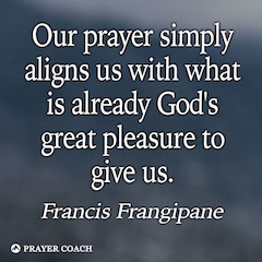 pleasure to give - Francis Frangipane