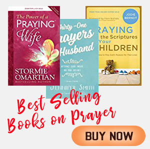 Best Selling Christian Prayer Books