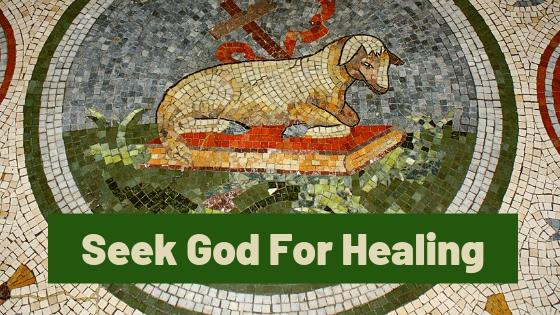 Seek Go For Healing