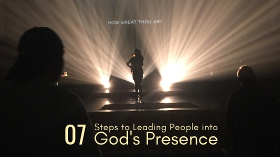 Leading People into God's Presence