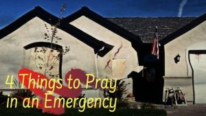 Emergency Prayers