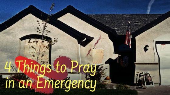 Emergency Prayers