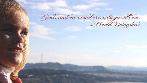 God Send Me Anywhere