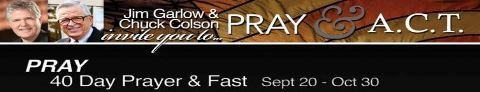 Call to Pray and Act by Colson and Garlow
