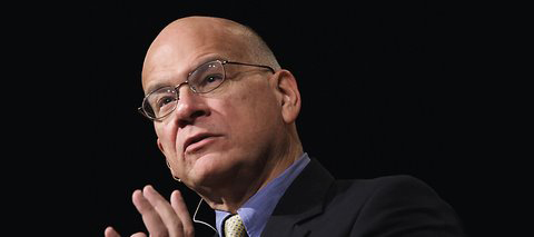Tim Keller Senior Pastor of Redeemer Presbyterian Church
